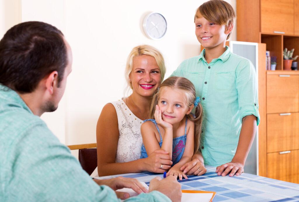 משמורת ילדים עד גיל 6